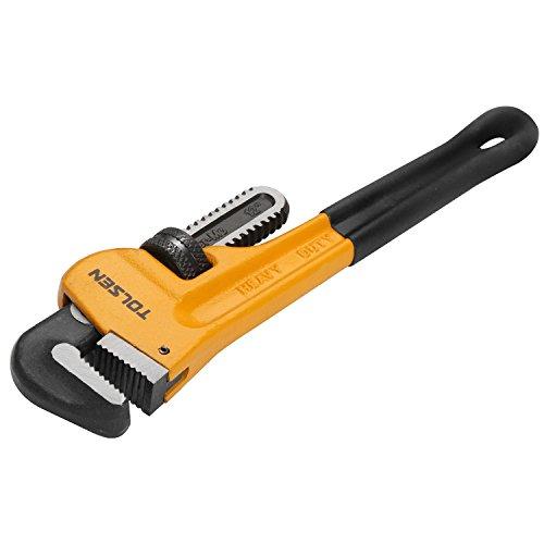 Tolsen pn06051518200171021Steckschlüssel für Hand-für die Durchführung von Arbeiten und Farbe Befestigung von Rohrleitungen (900mm)