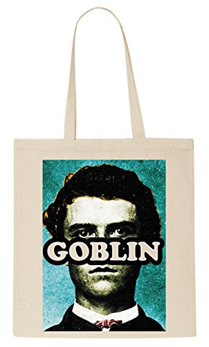 Goblin Golf Wang T-shirt Tote Bag (Golf-shirt Toten)