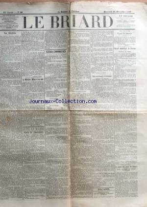 BRIARD (LE) [No 99] du 22/12/1897 - LE GACHIS PAR ...