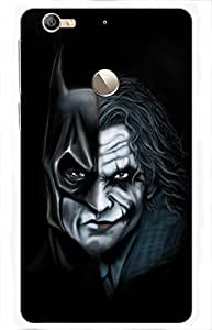 batman Printed Case for LeEco LeTv Le 1s