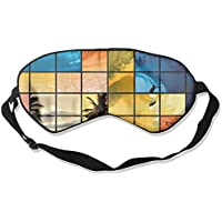Surf Dream 99% Eyeshade Blinders Sleeping Eye Patch Eye Mask Blindfold For Travel Insomnia Meditation preisvergleich bei billige-tabletten.eu