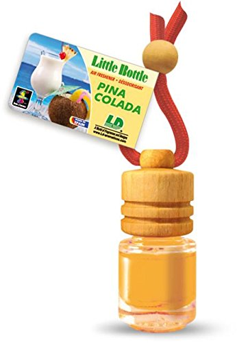 Duftflakon Little Bottle Car Parfume Pina Colada 4,5ml.