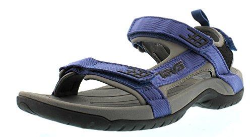 Teva Tanza M's Herren Sport- & Outdoor Sandalen Blau (701 dark blue)