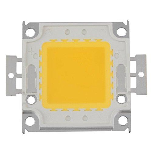 1 PC 20W 2000LM 5.1 * 4.1cm High Power weißes / warmes Weiß RGB SMD LED-Chip Flutlicht Lampen-Korn
