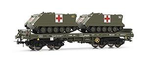 Electrotren- Juguete de modelismo ferroviario, Color (Hornby E5174)