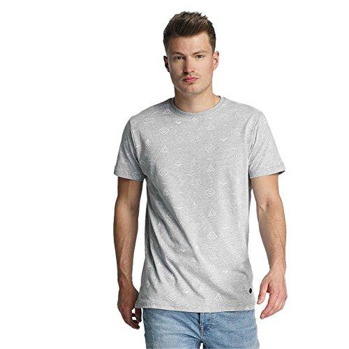 Just Rhyse Uomo Maglieria / T-shirt Alturas Grigio