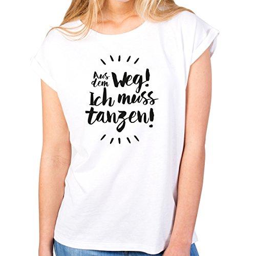 JUNIWORDS Damen T-Shirt -