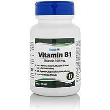 Healthvit Vitamin B1 Thiamine 100 mg - 60 Capsules