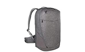 """Arcido Akra Backpack : 55 x 35 x 20cm Travel Hand Luggage Bag/Carry-on for up to 15,6"""" Laptop"""