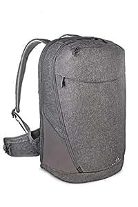 """Arcido Akra Rucksack : Airline Handgepäck Reiserucksack mit Laptophalterung für 15.4"""" Notebook PC / Macbook. Maße: 55 X 35 X 20 cm"""