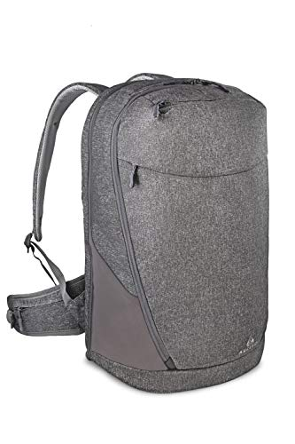 59c5fc221e9e Arcido Akra Backpack: Carry-on Size Laptop Backpack with Removable Harness