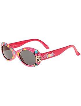 Occhiali da sole per bambini, motivo: Minnie, per bambina, taglia unica, colore: rosa scuro (3-8 anni circa)