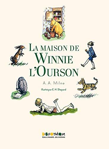 Winnie l'Ourson: La Maison d'un ours-comme-ça
