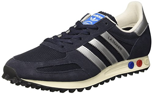 hot sale online 28fa9 9b47d adidas Mens La Trainer Og Low-Top Sneakers, Blue (Legend Ink F17