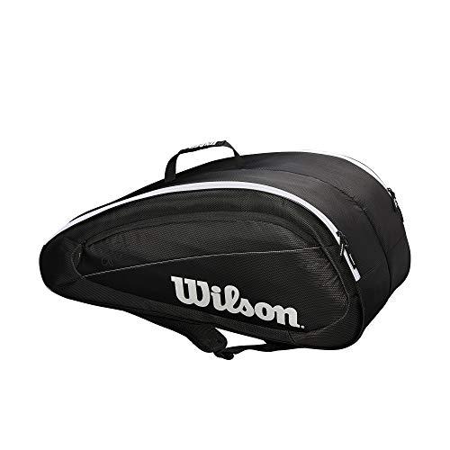 Wilson Thermo-Bag Federer Team 12PK Noir AH 2018