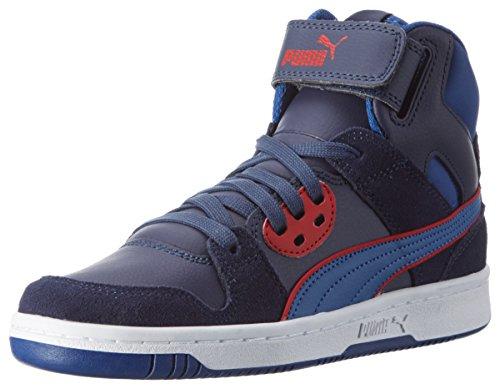 puma-rebound-street-sd-jr-sneakers-basses-mixte-enfant-bleu-peacoat-true-blue-13-37-eu