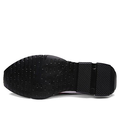 SITAILE Uomo Scarpe da Ginnastica Basse Sportive Outdoor Sneakers ... fe38f6c708e