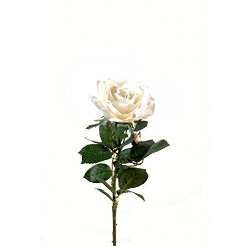 fleur coupee synthetique rose joey - h : 66