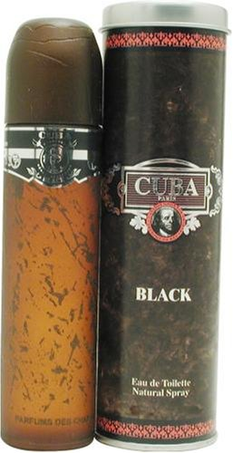 Cuba Cuba Black Eau de Toilette Spray - 100 ml -