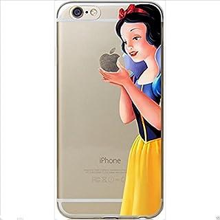 Abaure - Schutzhülle für Apple iPhone 6 – iPhone 6S - Schneewittchen