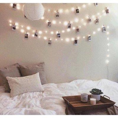 Siarh 10m 100er LED 10M Warmweiß LED Lichterkette LED-Beleuchtung für Valentinstag, Weinachten, Hochzeit Fest und Party von Siarh - Lampenhans.de