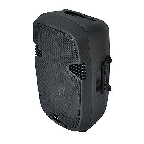 Ibiza Sound QMS15A 150W Negro altavoz - Altavoces (1.0 canales, Inalámbrico y...