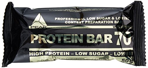 Peak Protein 70 Riegel 12 x 50g Protein Riegel Mix-Box