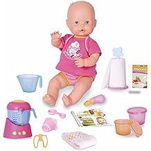 Nenuco - Merienditas, muñeca con accesorios (Famosa 700013300)