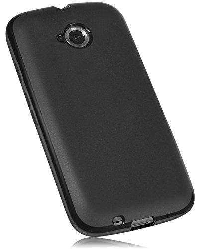 mumbi Schutzhülle Motorola Moto E (2. Generation) Hülle (passt NICHT mit Modell 2014)