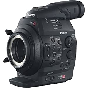 CANON EOS C300 Nero Sensore CMOS 35 mm 8Mpx Full HD Display 4'' Ottiche intercambiabili PL