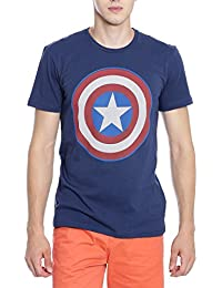 a4afc50c Captain america Men's T-Shirts Online: Buy Captain america Men's T ...