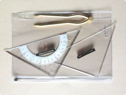 Nautical Cartography Kit