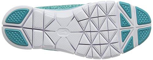 Nike - Free 5.0 TR Fit 4 Print, sneakers  da donna Turchese (hyper turq/dusty cactus-spc bl 303)