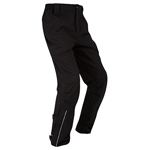 Mens Driven Trousers - Black - Lrg