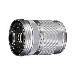 Olympus M.Zuiko Digital ED 40-150mm F4.0-5.6 R Systemkamera Tele Zoom Lens Schwarz - Kameraobjektive (Systemkamera, 13/10, Tele Zoom Lens, 0,9 m, Micro Four Thirds, 4-5,6)