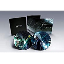 FINAL FANTASY VII REMAKE and FINAL FANTASY VII | DOUBLE PICTURE DISC 180g Gatefold
