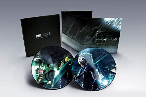 Final Fantasy VII Remake and Final Fantasy VII [Vinyl LP]