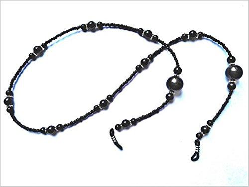 Demarkt Brillenkette Halskette 70cm Länge, elegant und schön für Sonnenbrille Lesebrille