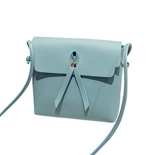 Borsa A Tracolla In Rilievo Jyjm Borsa A Tracolla Grande Messenger Bag Blu Scuro