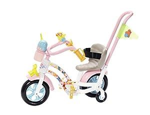 Zapf 4001167823699 Fahrrad, mehrfarbig