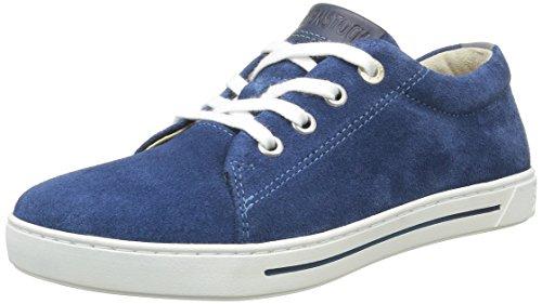 Birkenstock Unisex-Kinder Arran Sneakers Blau (Blue)