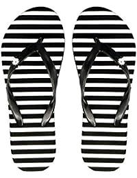 Pkkart Women's Flip-Flop (Multicolored_8 UK)