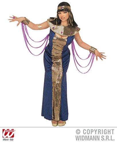 n Kleopatra oder Nofretete Kostüm, Größe XL (Nofretete Kostümen)