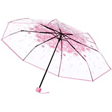 Arbre Paraguas Creativo Japonés Blossom Sakura 3 Plegable Paraguas ...
