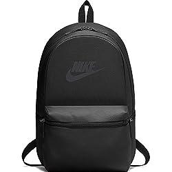 Nike NK Heritage BKPK Mochila, Adultos Unisex, Black/Anthracite, One Size