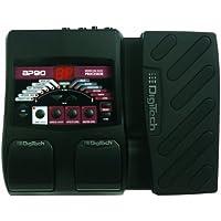 Digitech BP90Multieffektgerät für Gitarre Bass Grau