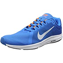 0a75a7876534f Amazon.es  zapatillas nike downshifter 8 - Azul