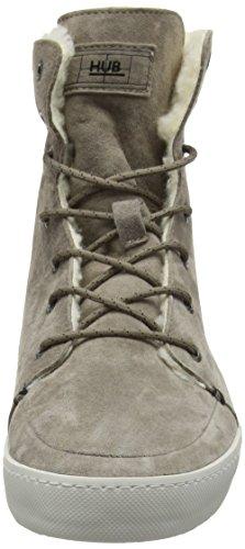 Hub Damen Vermont N30 High-Top Grey (Dark Taupe 029)