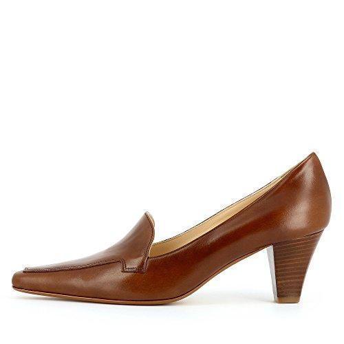 Evita Shoes, Scarpe col tacco donna Cognac