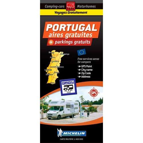 Aires de Parkings gratuits Portugal